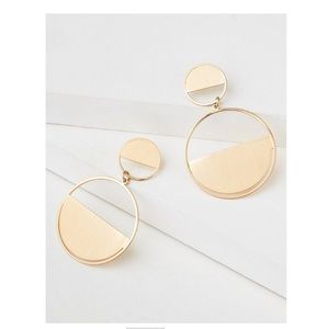 BRAND NEW American Eagle Hoop Earrings